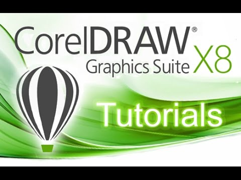 CorelDRAW X8 - Full Tutorial For Beginners [+General Overview]*