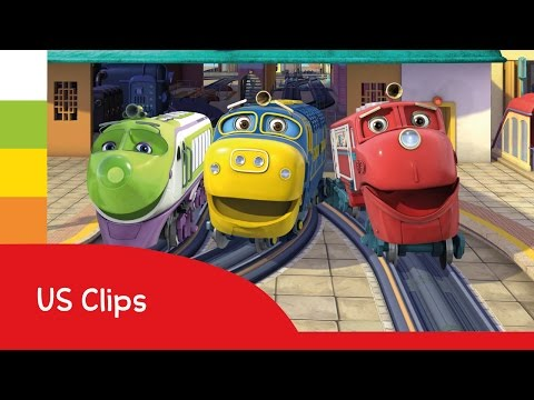 sneak peek new music - World premiere of the first-ever Chuggington music video featuring the brand new Chug Patrol song! Sing along with your little trainee and become a hero of t...