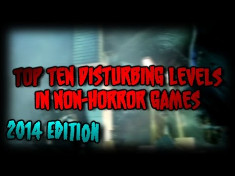 levels - A Top Ten on a Friday? Curse you Halloween... -------------------------------------------------------------------------------------- BECOME MY PATREON: http://www.patreon.com/rabbidluigi ...