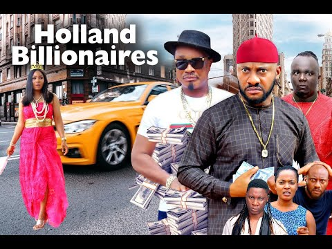 HOLLAND BILLIONAIRES SEASON 6 - (New Movie) YUL EDOCHIE 2020 Latest Nigerian Nollywood Movie Full HD