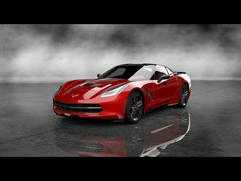 Corvette Stingray  on 2014     Www Tflcar Com   The New 2014 Chevrolet Corvette C7 Stingray