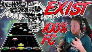 Video Avenged Sevenfold - Exist 100% FC (Guitar Hero Custom -- The Stage) MP3, 3GP, MP4, WEBM, AVI, FLV Februari 2018