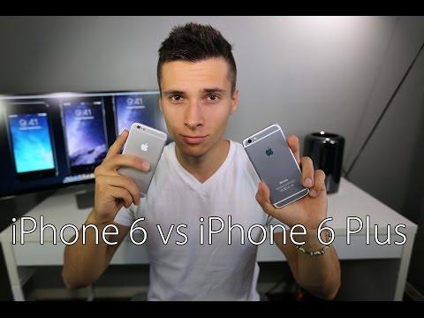 Iphone 6 Vs Iphone 6 Plus  photos