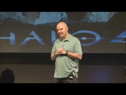 343 industries - Frank O'Connor from 343 Industries talks about Halo 4 at the Eurogamer Expo 2012. The Eurogamer Expo returns to Earls Court, London, from 27th-30th September...