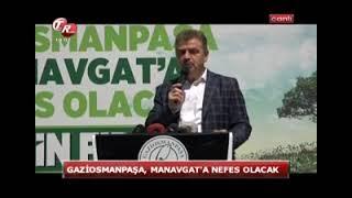 Gaziosmanpaşa'dan Manavgat Ve Yangın Bölgelerine Fidan Bağışı - Tek Rumeli