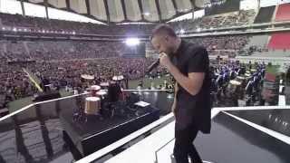 Imagine Dragons - Live in Seoul, South Korea 2014 (All Performances)