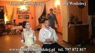 Dj CapONE // Wesele Ewy I Marcina. DJ / WODZIREJ Www.TomaszKolodziej.pl