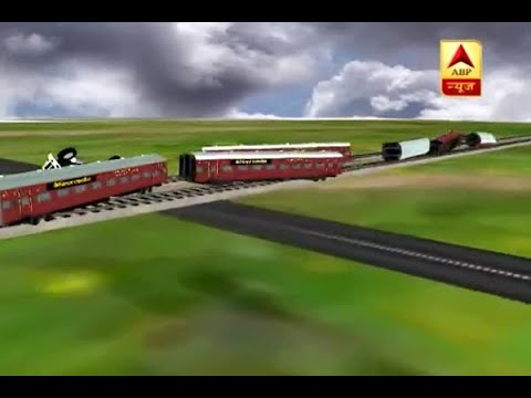 Watch graphically how Kaifiyat Express derailment took place (видео)