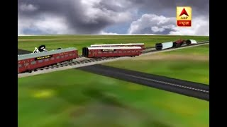 Watch graphically how Kaifiyat Express derailment took place