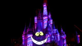 disneyworld, Celebrate The Magic Show - Magic Kingdom - Walt Disney World 2013 HD