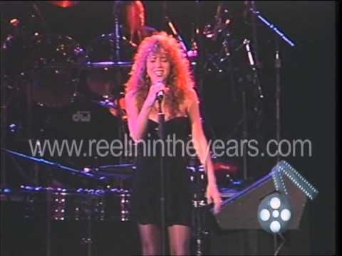 """Mariah Carey- """"Vision Of Love"""" Live 1991 (Reelin' In The Years Archive)"""