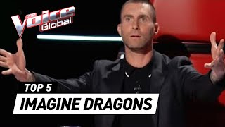 Video IMAGINE DRAGONS  in The Voice | The Voice Global MP3, 3GP, MP4, WEBM, AVI, FLV April 2018
