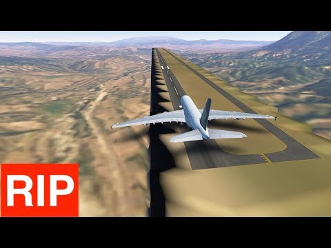 Landing Planes On A Glitched Airport Challenge