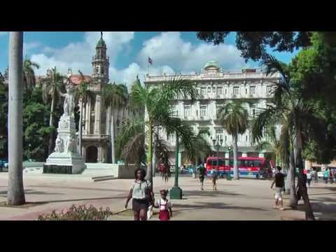 Parque Central is the center of