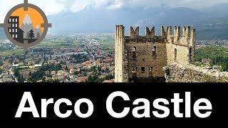 Arco Italy  city pictures gallery : Exploring Castello di Arco / Arco Castle, Italy