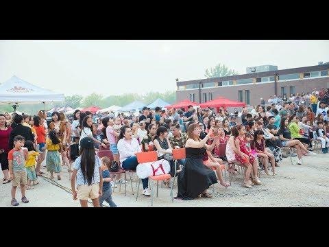 Part 2: Thánh Minh Fest Night Market July 6, 2019