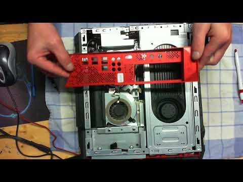 ASUS AS G20AJ A1 Video Card/Hard Drive Replacement/Repair