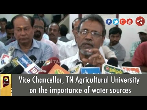 Vice-Chancellor-TN-Agricultural-University-on-the-importance-of-water-sources