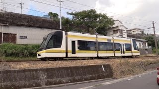 Kagoshima Japan  city photos : Kagoshima Japan Streetcar