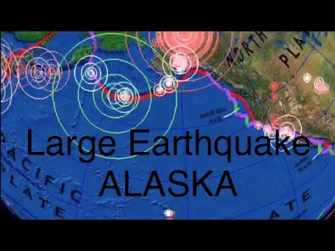 \\WARNING// 6.6 Earthquake SW of Tanaga Volcano, ALASKA/Tsunami Warning Issued August, 15, 2018
