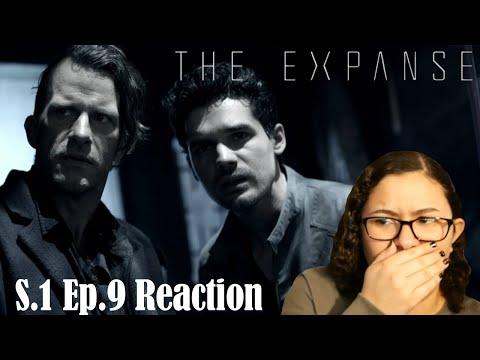 """The Expanse Season 1 Ep.9 - """"Critical Mass"""" Reaction"""