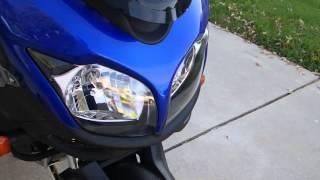 2. 2013 Suzuki V-strom 650 ABS Owner Review and Walk Around