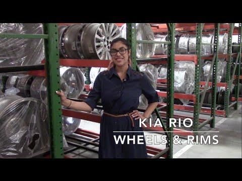 Factory Original Kia Rio Wheels & Kia Rio Rims – OriginalWheels.com