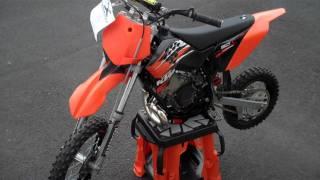 6. 2010 KTM 50 SX