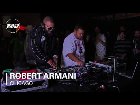 YT - FOR AUDIO: http://bit.ly/OhCb4Q → SUBSCRIBE TO BOILER ROOM: http://bit.ly/1bkrHWL Robert Armani Bringing the house from the Boiler Room x Dance Mania sessi...