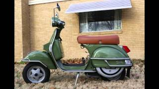 9. 2013 Stella Scooter For Sale!...Beautiful..Near Mint! 1450 miles!