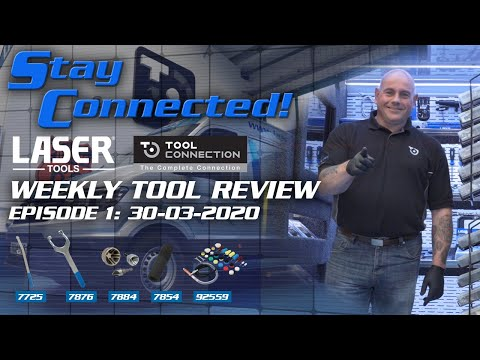 Laser Tools Weekly Tool Review | 30-03-2020