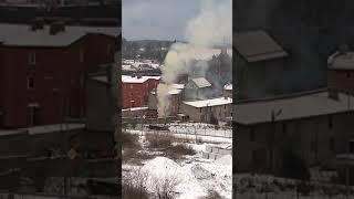 Kościerzyna. Spalali odpady - interweniowali strażnicy miejscy
