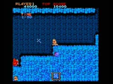ghosts'n goblins arcade ost