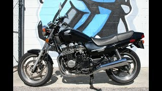 10. 2002 Honda CB750 Nighthawk ... Great Commute Motorcycle!