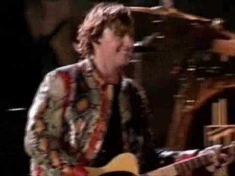 JUST OLDER - Live at Giants Stadium, New Jersey. Here's the set list from the concert, stars are marking the songs I have already uploaded. *One Wild Night *Raise Your Ha...