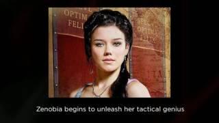 Zenobia Book Series book trailer and Book Blitz