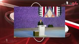 نشرة 24 .. 9 قرارات رئاسية في ختام ملتقى الشباب العربي والأفريقي