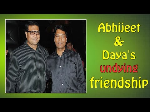 #FriendshipDay Special : Abhijeet & Daya's undying