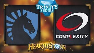 Hearthstone - Team Liquid vs. compLexity - Hearthstone Trinity Series - Day 8