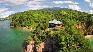 http://secretbay.dm Tucked away on the unspoilt nature island of Dominica, Secret Bay offers sustainable luxury villas and bungalows and is the perfect place for ...