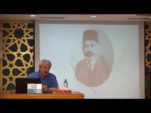 D. Mehmet DOĞAN İle ''MEHMET AKİF ERSOY'' Konulu Seminer