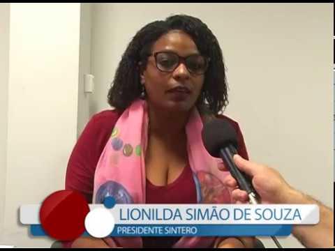 GREVE ESTADUAL - PRESIDENTE DO SINTERO CONVOCA PARA A LUTA