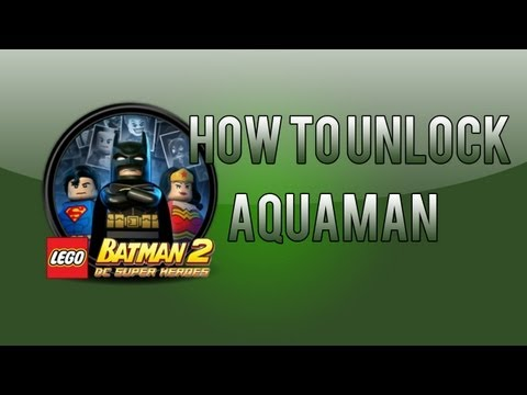 comment trouver aquaman