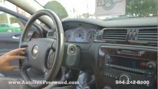 Autoline Preowned 2012 Chevrolet Impala LS For Sale Used Walk Around Review Test Drive Jacksonville