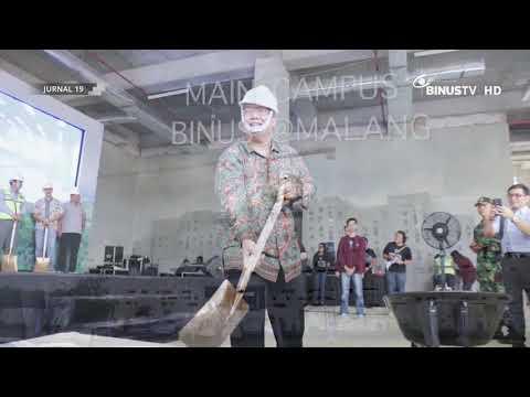 Liputan Topping Off BINUS @Malang Siap Membina Nusantara