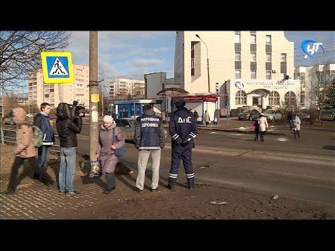 Необычный патруль появился на улицах Великого Новгорода