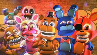 THE SEXIEST ANIME BONNIE ANIMATIONS IN FIVE NIGHTS AT FREDDY'S