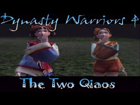 Let's Play Dynasty Warriors 4 The Two Qiaos (bonus Stage(Wu Tales))
