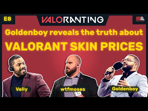 VALORANTING Episode 8 with wtfmoses, Goldenboy, and VellyCasts