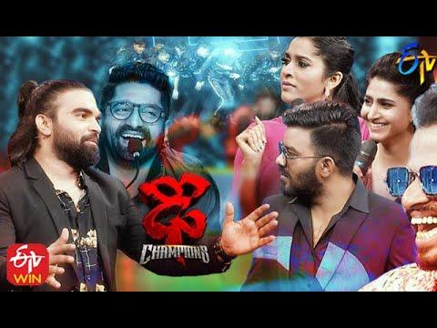Dhee Champions   11th November 2020   Full Episode   ETV Telugu